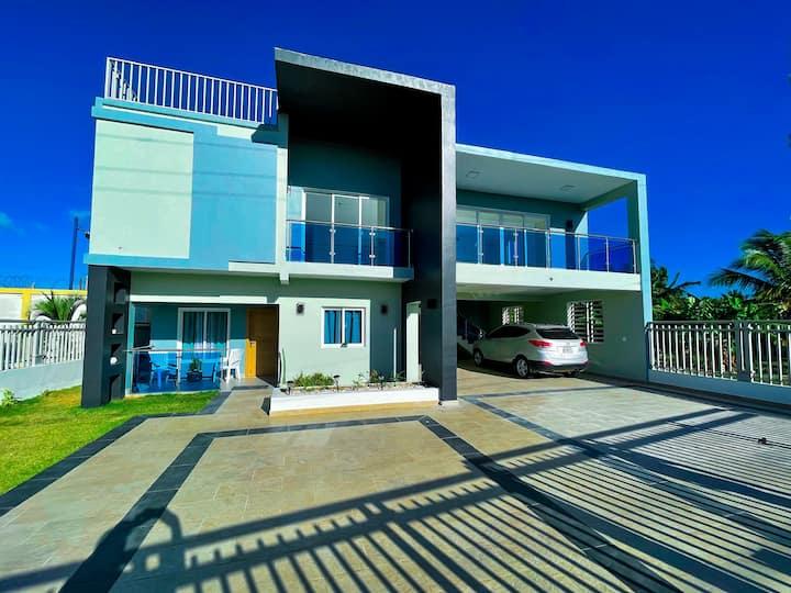 Villa Gertrudis, Punta Cana, DR | Macao Beach