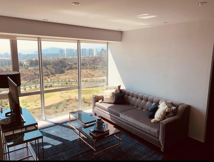 Stylish Apartment at High Park, Avenida Santa Fe