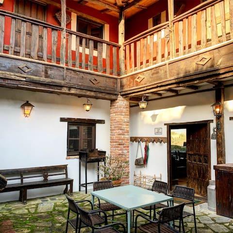 Preciosa casa asturiana con vistas (CA850AS)