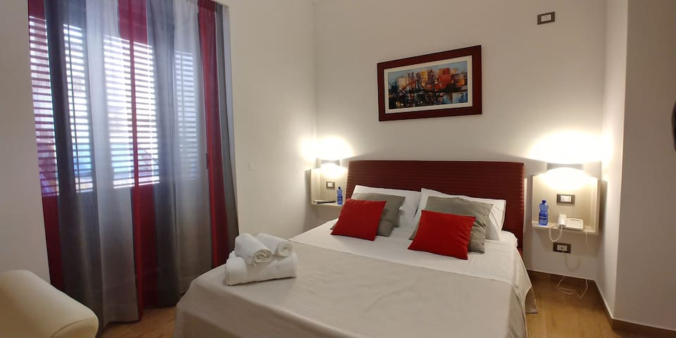 B&B Il Campanile - Red Room