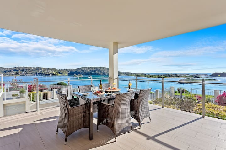 Luxury Apartment with views & more - Narooma