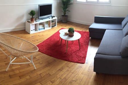 Bel appartement de 57m², centre ville de Brest - Brest
