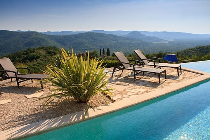 Fabulous Croatian villa (in Istria) - Talo