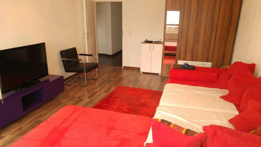 Huge modern flat with alpine cabin - Innsbruck - Flat