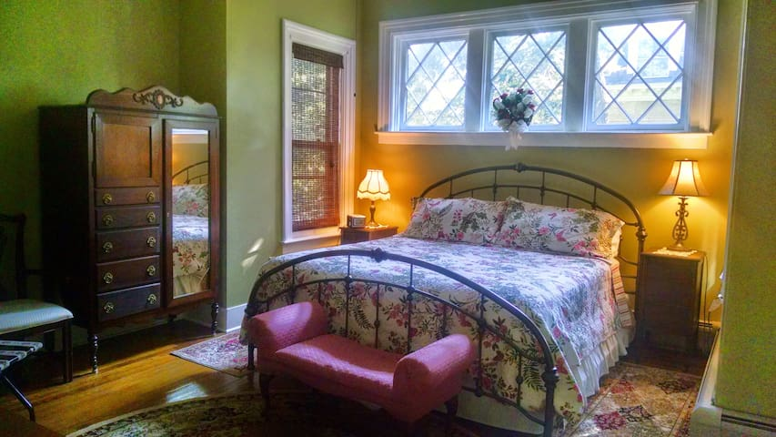 Rosemont Inn: Othello - Utica - Bed & Breakfast