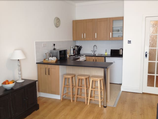 Aspen Apartment - Near Loch Lomond and Glasgow