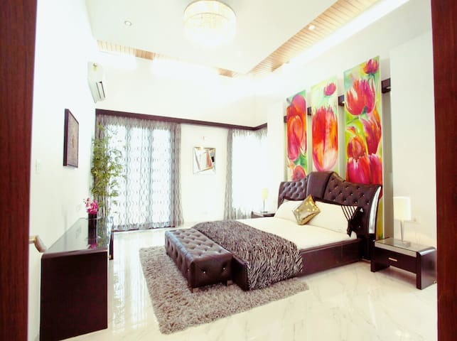 Honeymoon Room @ Swiss Royal Yelahanka
