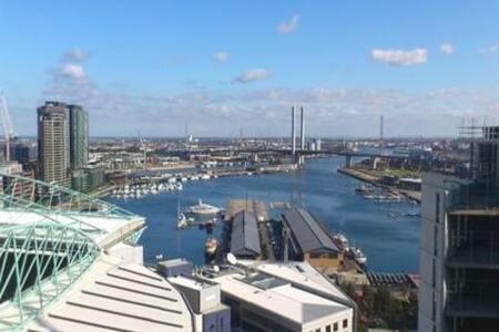 Luxury Ensuite in Melbourne CBD/Docklands - Docklands - Wohnung