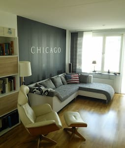 Modern appartment in Stockholm. - 斯德哥尔摩 - 公寓
