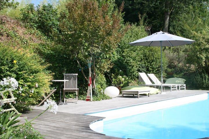 Chambres d'hôtes près de Bordeaux - Haux - Casa
