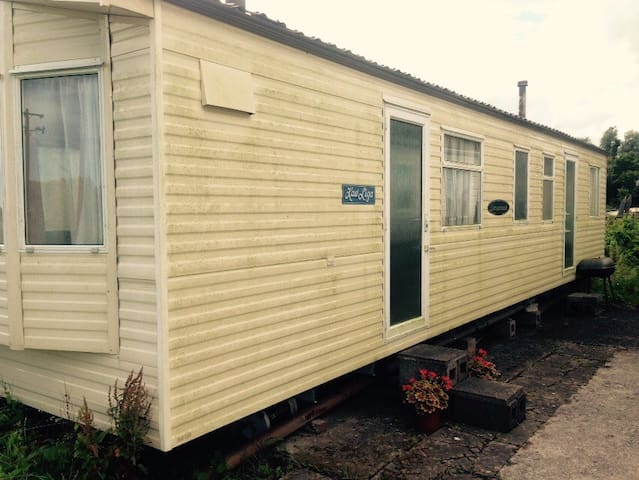 Spacious,Modern,Private Mobile Home - Cork county  - Stuga