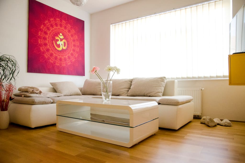 Living room, sofa for 2.