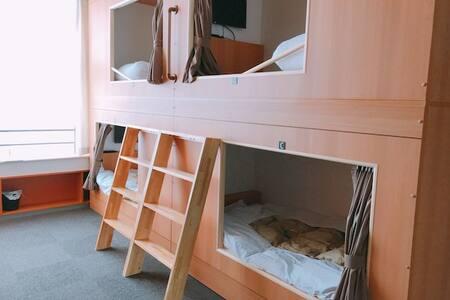 KIBOTCHA Dormitory (for women)Breakfast included