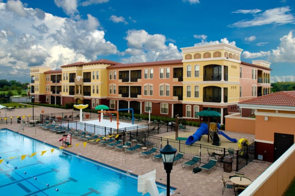 Emerald Greens Condo Resort Condominiums For Rent In Tampa Florida United States
