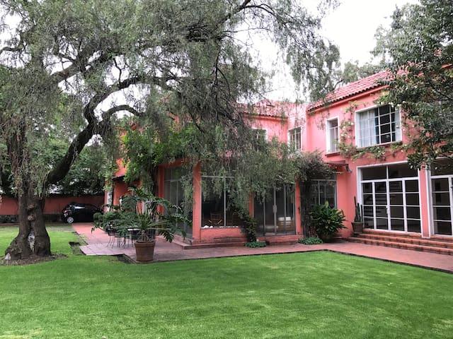 Preciosa Casa en Coyoacán