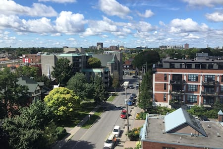Central Downtown Location!! Clean & Affordable! - Ottawa - Apartamento