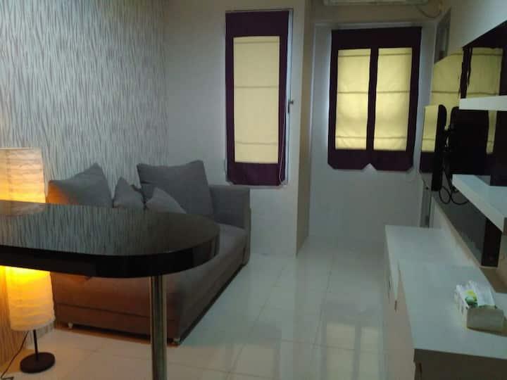 2BR apartment at puncak kertajaya close to ITS