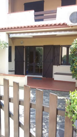 house 100m from the beach - Sa Rocca Tunda - Lejlighed