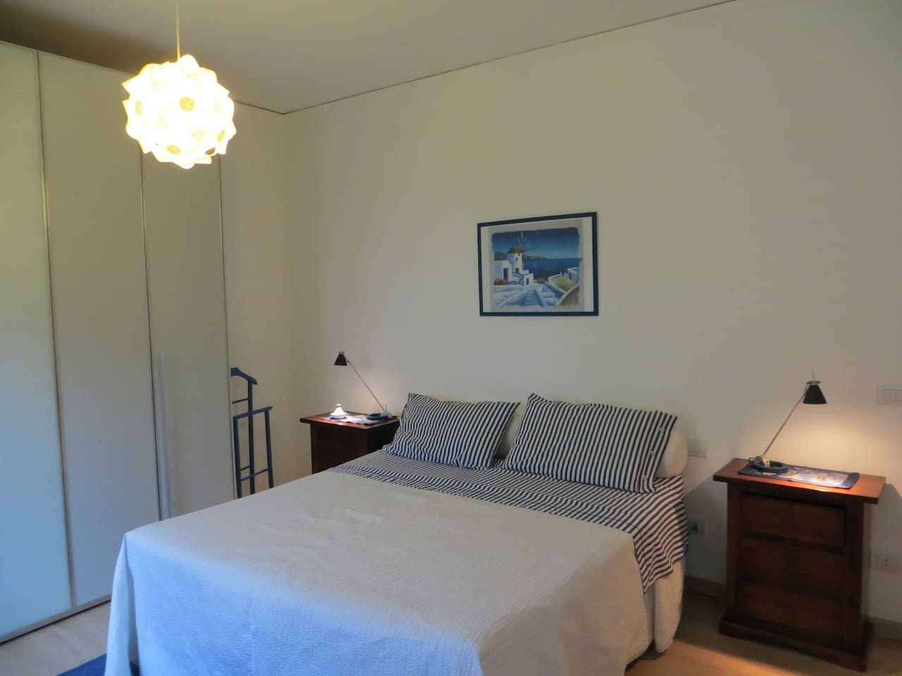 Large bedroom. Almost 25 square meters