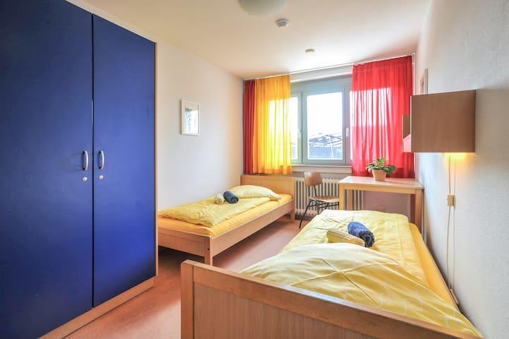 kleines Doppelzimmer - einfach