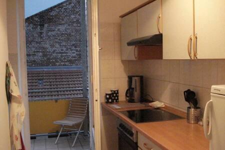 Hübsche 2-Zimmerwohnung mit Balkon - Nürnberg - 公寓