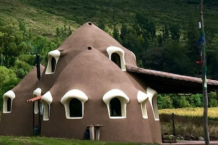 Dome house Sacred Valley Community