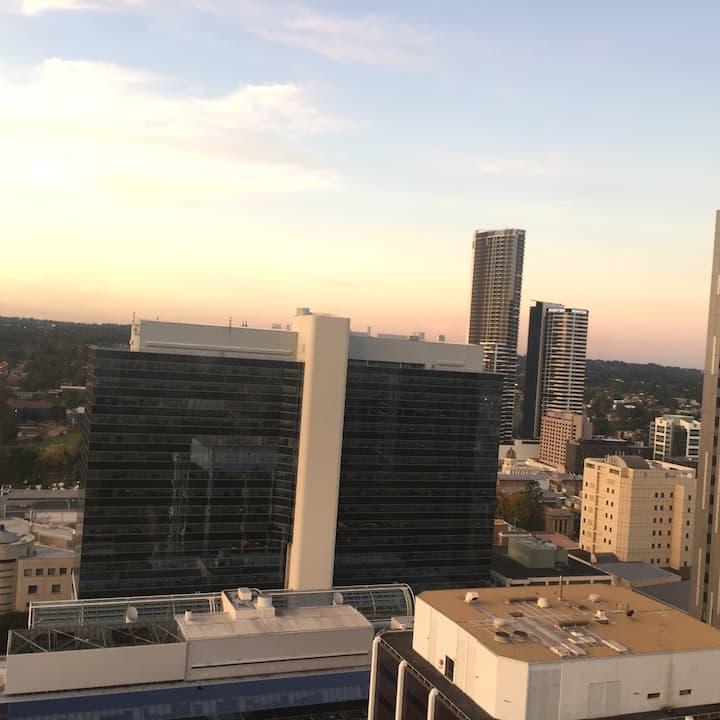 Parramatta 高層景觀房