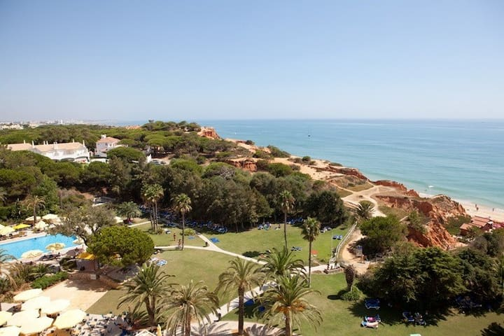 2 Bedroom Villa, 3 min. beach! - Albufeira - Huis