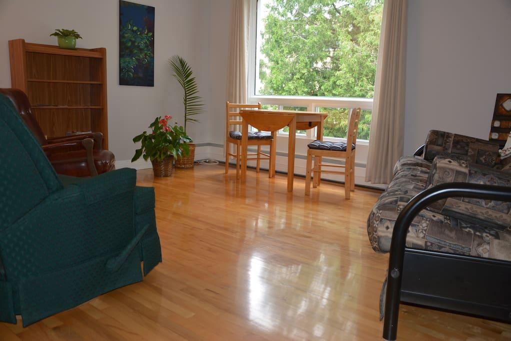 Tranquillit plateau mont bellevue appartements louer for Equipement de cuisine sherbrooke