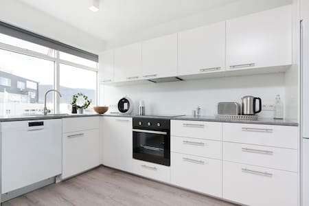 Luxury apartment center Selfoss