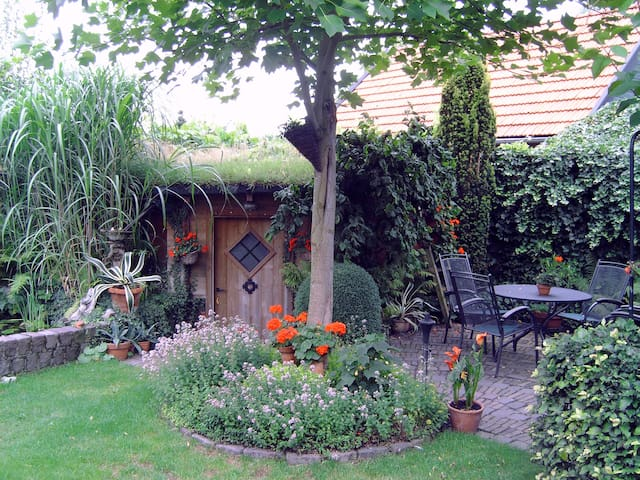 Log cabin 't Hazenleger