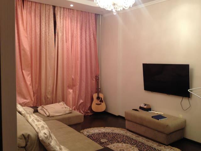 Cozy room near the railway station