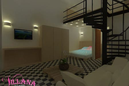 La Villana Hostel - Kinky Suite