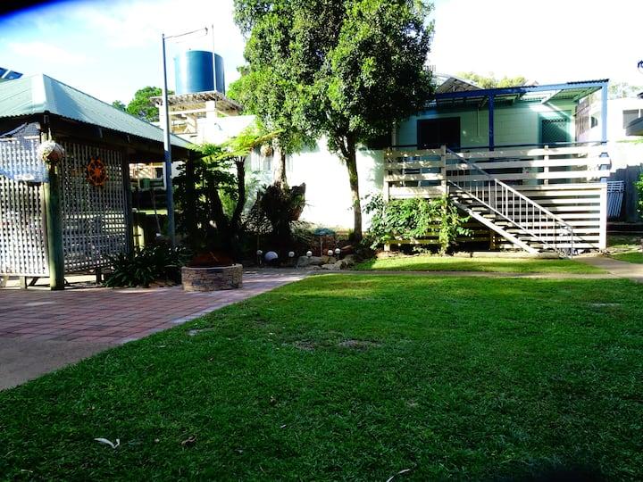 Apurla Island Retreat Fraser Island