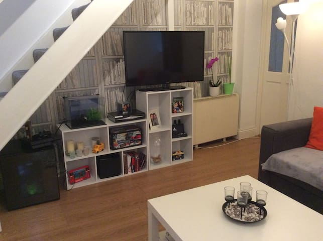 Cozy double bedroom in City Centre - Galway