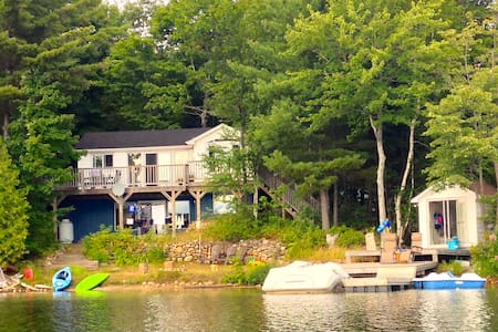 3BD Family Cottage in Muskoka - Baysville