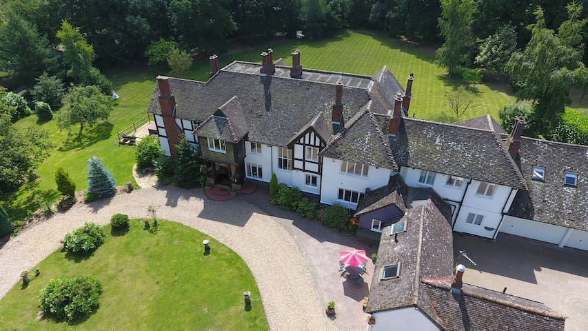 Bubbenhall House, bed and breakfast - Bubbenhall - Aamiaismajoitus