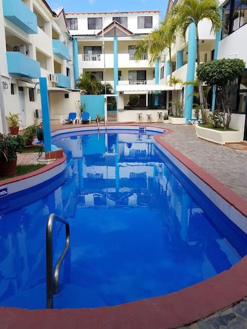 Sosua RD 2 Bedrooms Apartment for RENT. Se renta