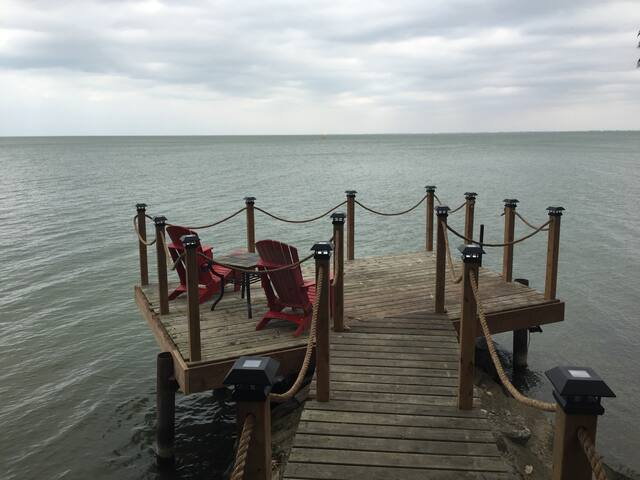 Lake St Clair Gem Spacious Cottage Beautiful View - Lakeshore - House