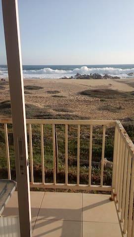 Esta vista es desde el dormitorio Matrimonial.