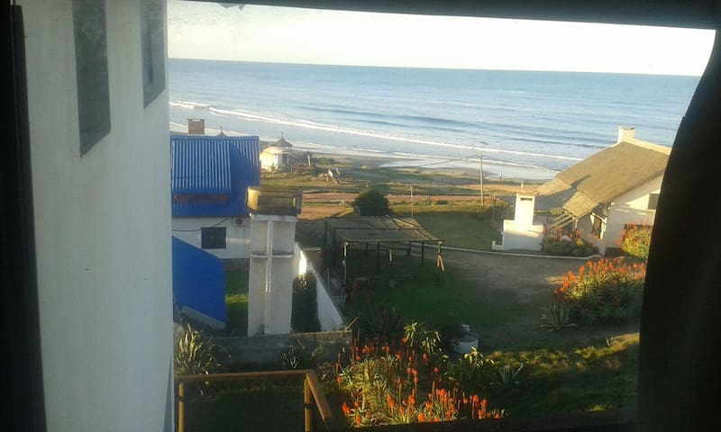 Ancora 4 - Apartment with seaview and balcony - Punta del Diablo - Apartamento