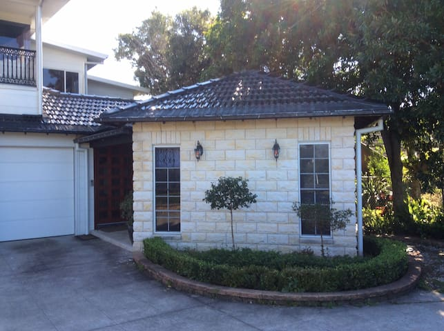 Beautiful Granny Flat in Sawtell - Sawtell - Rumah