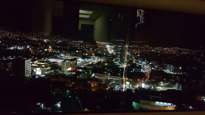 La mejor vista de la ciudad!