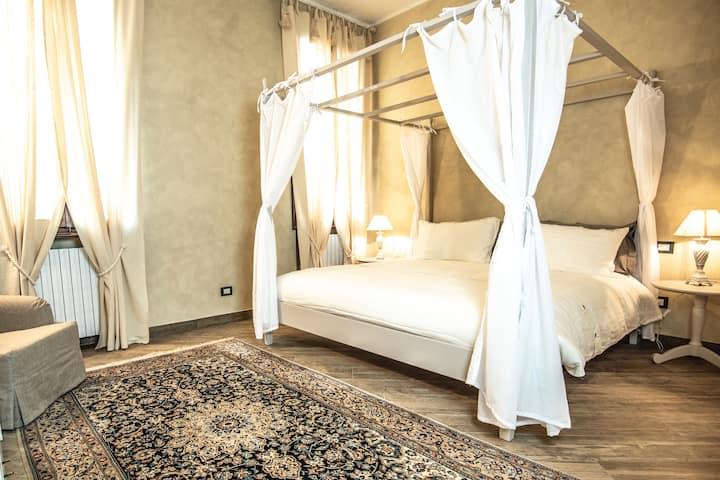 Ca' Zanna Traditional Design Apt (Treviso-Venice)