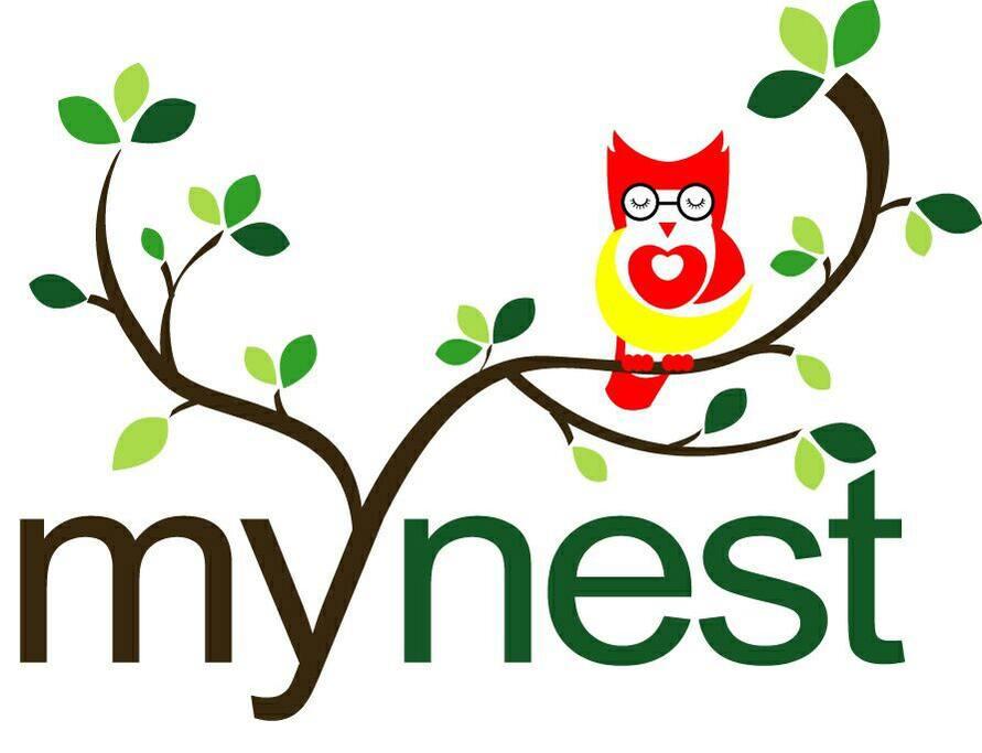 Mynest's logo