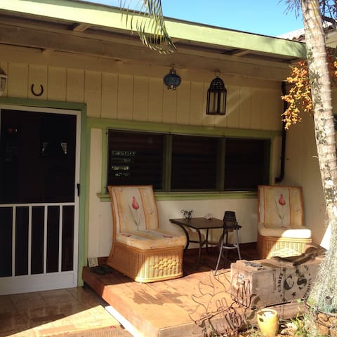 Ohana house, private and parking - Kapaa - Bed & Breakfast