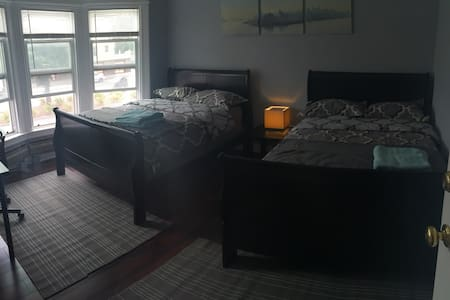 Beautiful Room w/2beds Near GG(R2) - San Francisco - Apartment