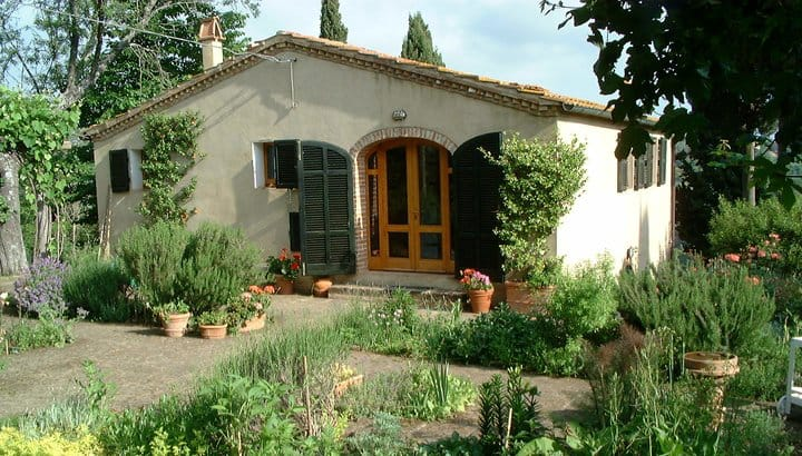 La Fornacina – Private Tuscan Farmhouse