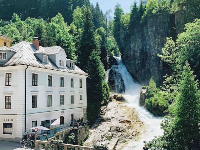 Studio1 *Waterfall Residency Bad Gastein