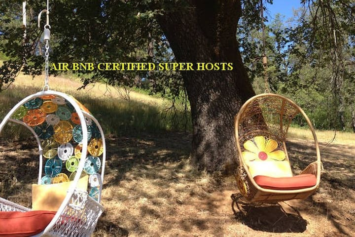 """The Sunshine House Retreat"" - Grass Valley - Casa"